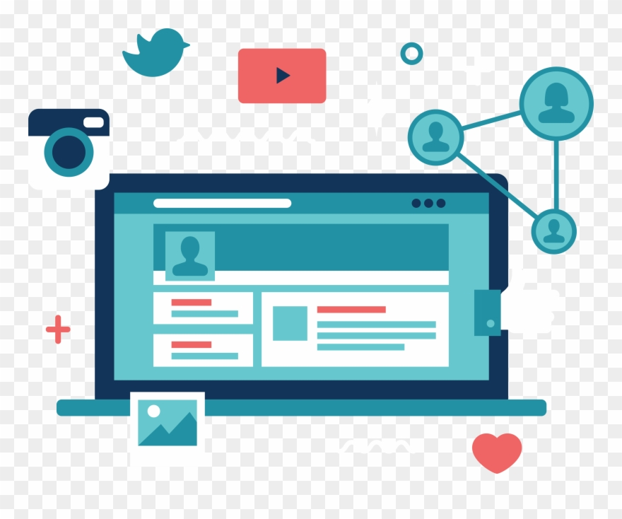 Digital media clipart picture transparent download Social Media Marketing Morris Digital Augusta Ga Clipart (#2803406 ... picture transparent download
