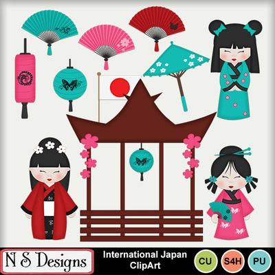Digital scrapbooking clipart graphic download Digital Scrapbooking Kits   International Japan ClipArt-(NSD ... graphic download