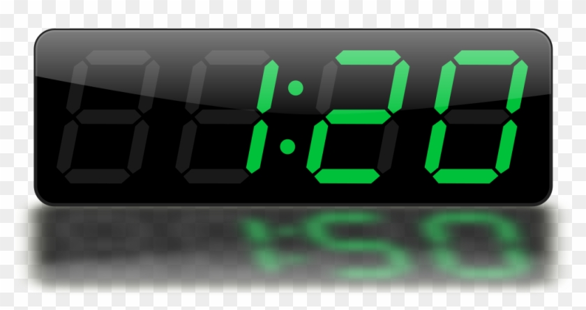 Digital time clipart banner library download Time Clipart Digital Clock - Digital Time Clipart, HD Png ... banner library download