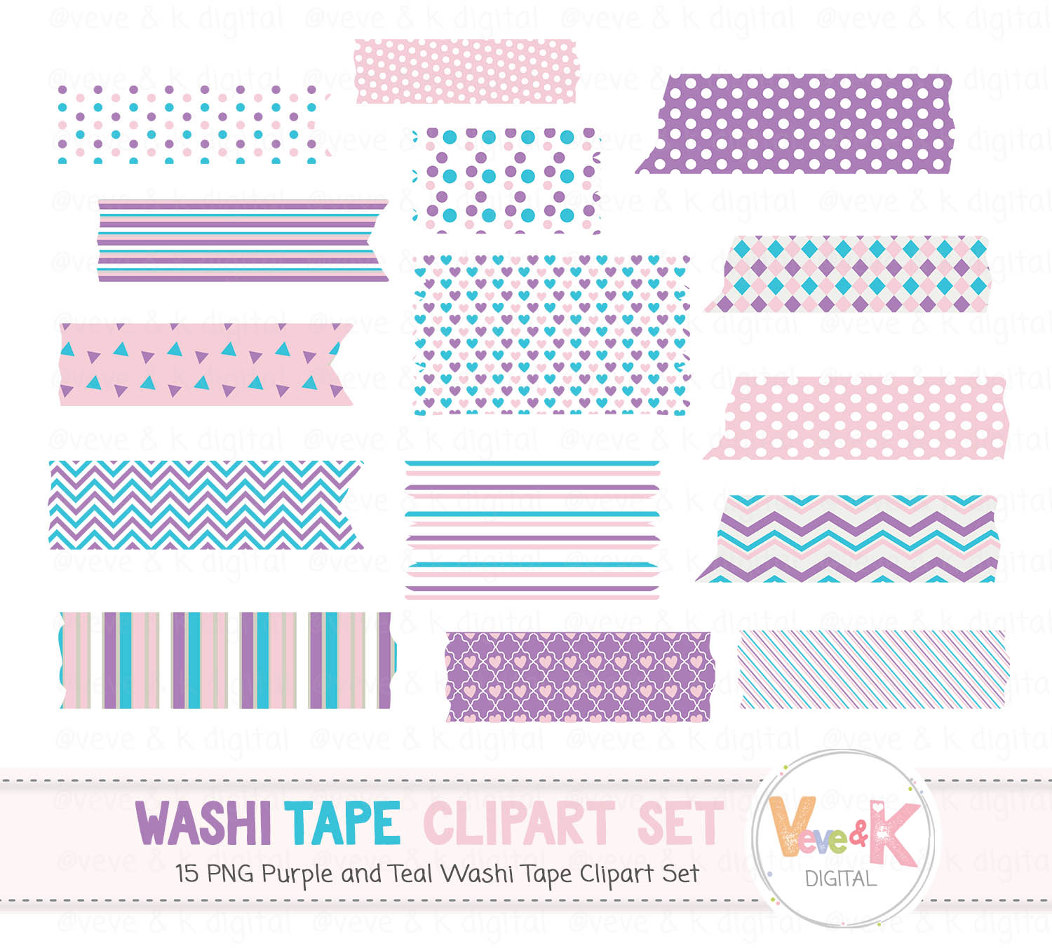 Digital washi tape clipart free graphic free stock Washi Tape Png (+) - Free Download | fourjay.org graphic free stock