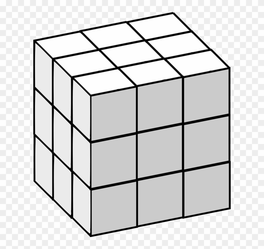 Dimensional clipart vector transparent download Hypercube Tetris Three-dimensional Space Jigsaw Puzzles - 3d ... vector transparent download