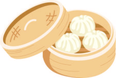 Dimsum clipart svg black and white download Dim sum clipart 7 » Clipart Portal svg black and white download