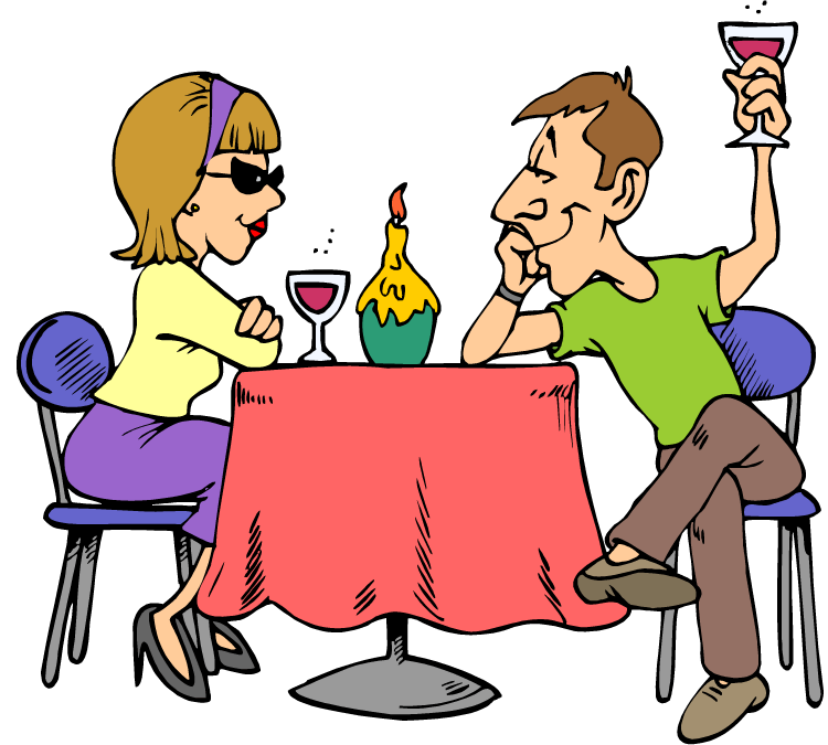 Dinner date clipart image transparent download Dinner date clipart 3 » Clipart Portal image transparent download