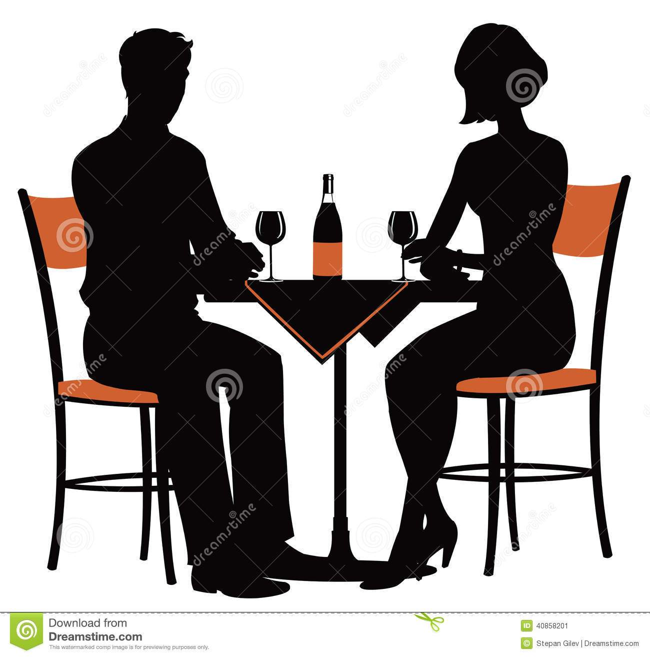 Dinner date clipart image download Romantic dinner date clipart 1 » Clipart Portal image download