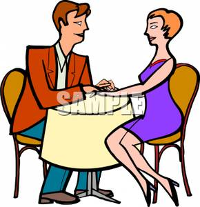 Dinner date clipart jpg transparent stock Romantic Dinner Date Clipart Clipart Suggest - Free Clipart jpg transparent stock