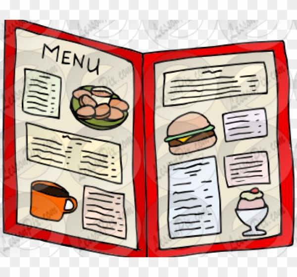 Dinner menu clipart vector royalty free download Restaurant Menu Clipart – Menu Clipart – Free Transparent ... vector royalty free download