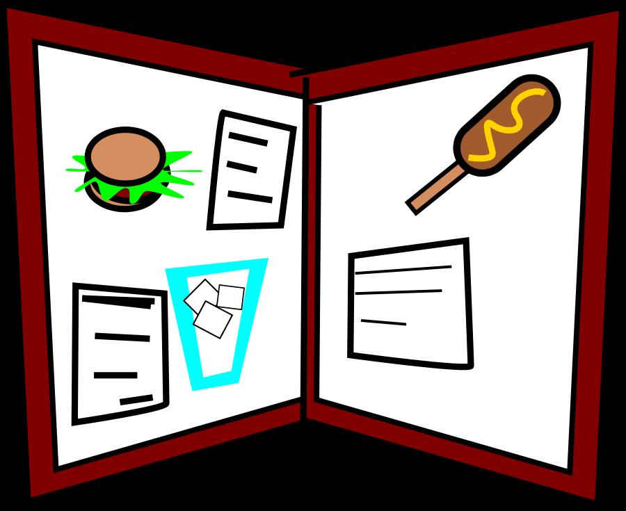 Dinner menu clipart clip art transparent Free Menu Cliparts, Download Free Clip Art, Free Clip Art on ... clip art transparent