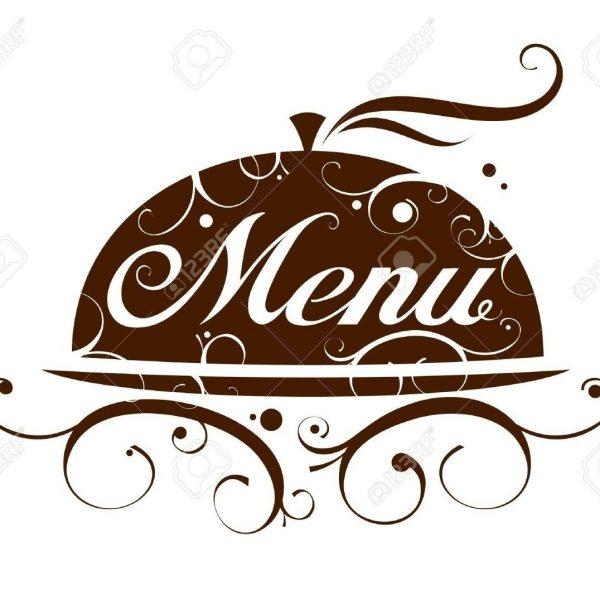 Dinner menu clipart vector transparent download Dinner Menu Clipart | Printable Menu And Chart pertaining to ... vector transparent download