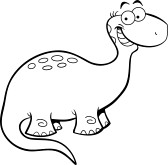 Dino clipart black and white image freeuse download Dinosaur Clipart Black And White | Clipart Panda - Free ... image freeuse download