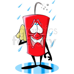 Dinomite clipart royalty free stock cartoon dynamite character happy for the rain clipart. Royalty-free clipart  # 409300 royalty free stock