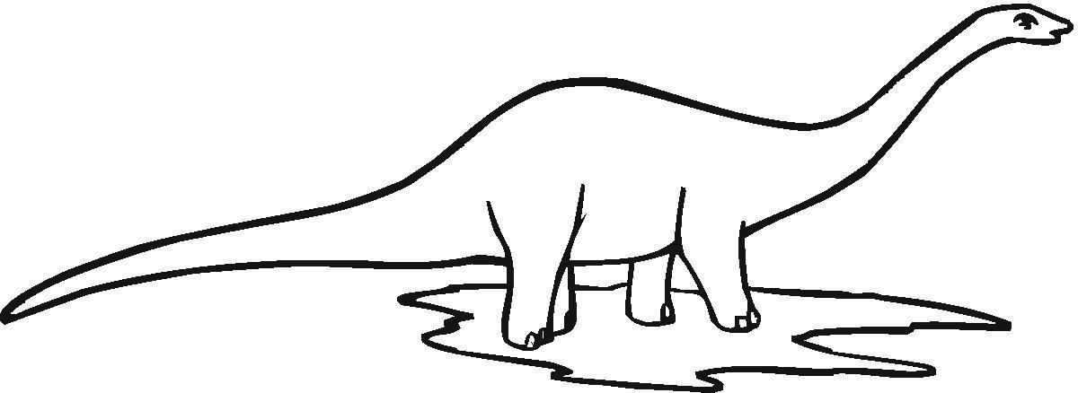 Dinosaur outline clipart vector royalty free stock Free Dinosaur Outline, Download Free Clip Art, Free Clip Art ... vector royalty free stock