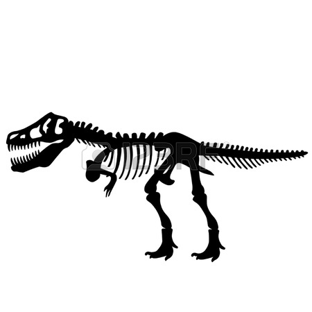 Dinosaur fossil clipart image free Free Dinosaur Skeleton Cliparts, Download Free Clip Art ... image free