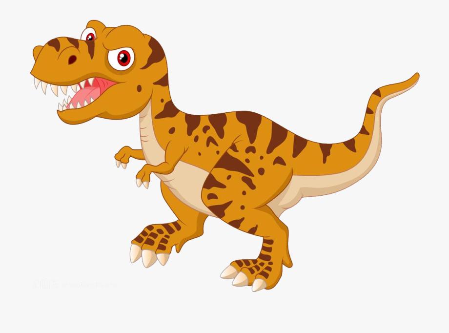Dinosaur t-rex clipart png royalty free library Tyrannosaurus Cartoon Illustration Cute Dinosaurs - Dinosaur T Rex ... royalty free library
