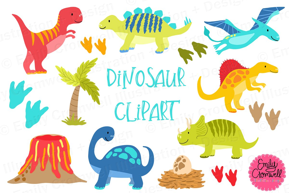 Dinosaurs cliparts hd png library library Dinosaur Clipart png library library