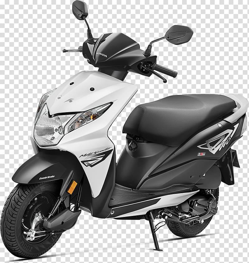 Dio clipart transparent Honda Dio Scooter Motorcycle Black, honda transparent ... transparent