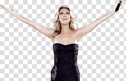 Dion clipart picture library library Céline Dion Open Arms transparent background PNG clipart   HiClipart picture library library