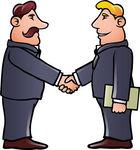 Diplomat clipart jpg free download Shake hands Clip Art Vector | Clipart Panda - Free Clipart ... jpg free download