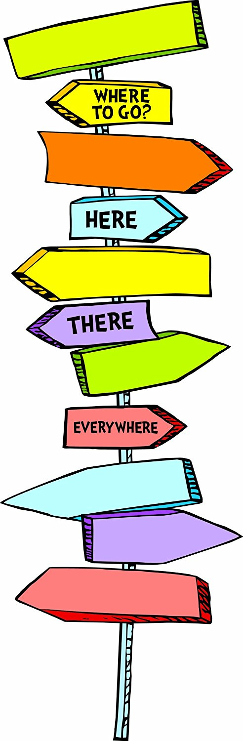 Directional signposts to places kids reading clipart picture freeuse stock Collection of Bulletin clipart | Free download best Bulletin clipart ... picture freeuse stock