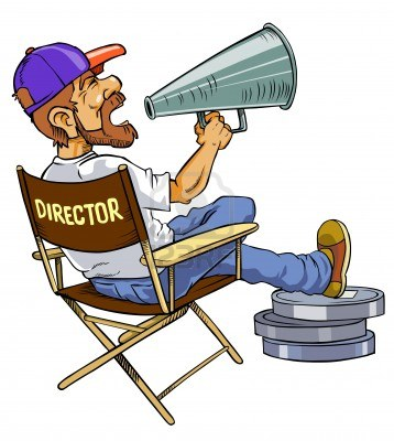 Directors clipart png black and white Director Clipart & Look At Clip Art Images - ClipartLook png black and white