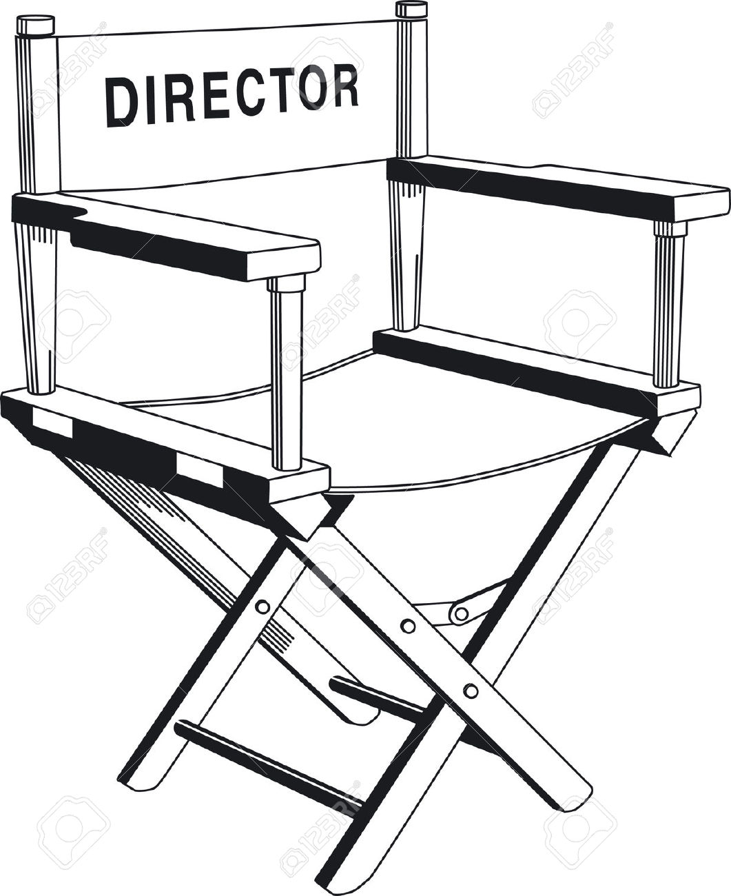 Director clipart free banner black and white download Director Clip Art Free | Clipart Panda - Free Clipart Images banner black and white download
