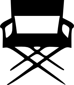 Directors clipart picture free stock Director Chair Clip Art at Clker.com - vector clip art online ... picture free stock