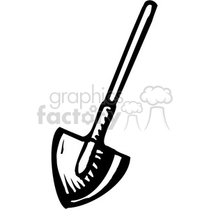 Dirt clipart black and white clip black and white stock black and white dirt shovel clipart. Royalty-free clipart # 385048 clip black and white stock