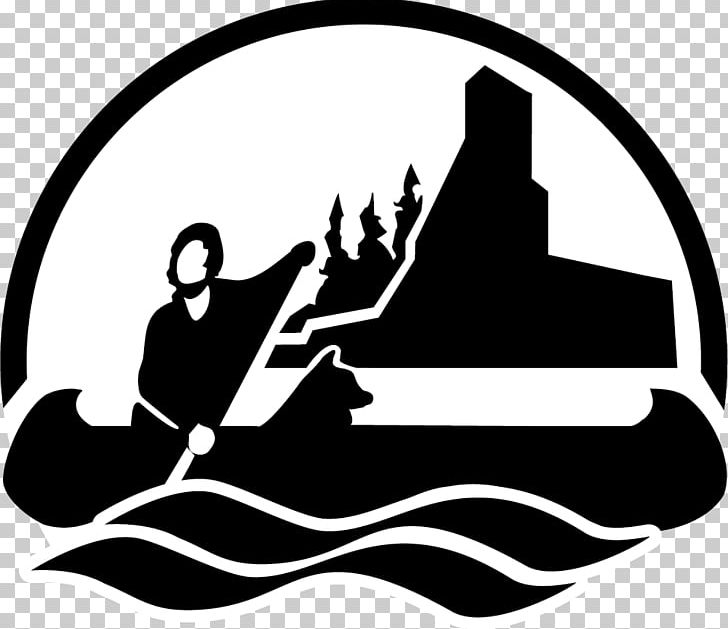 Dirt mountain trail clipart black and white