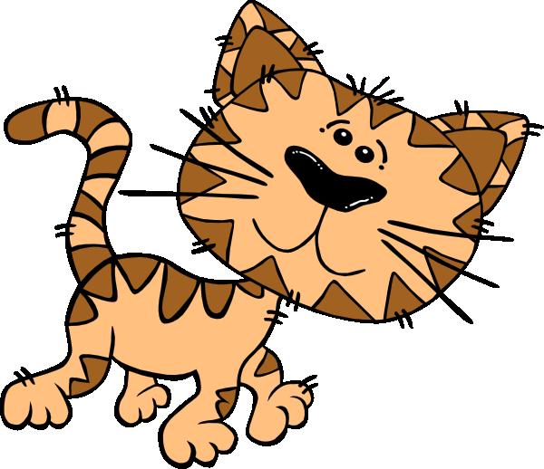 Dirty cat clipart jpg royalty free Cat Clip Art at Clker.com - vector clip art online, royalty free ... jpg royalty free