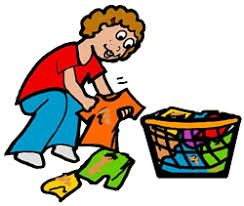 Dirty clothes basket clipart clip transparent stock Image result for dirty clothes hamper clipart | Chores etc | Chore ... clip transparent stock