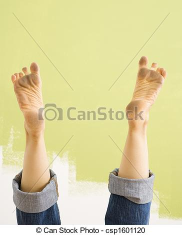 Dirty feet clipart picture black and white stock Dirty feet. picture black and white stock