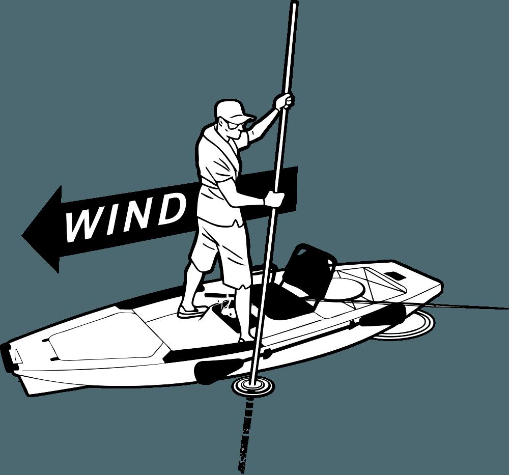 Haddock fish clipart black and white library Kayak Fishing by UTV For Matagorda Redfish | Field & Stream black and white library