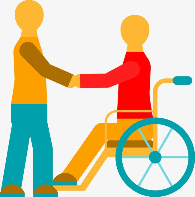 Disabilities clipart image stock Persons with disabilities clipart 8 » Clipart Station image stock
