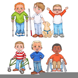 Disablility clipart picture royalty free stock Learning Disability Clipart Free | Free Images at Clker.com - vector ... picture royalty free stock