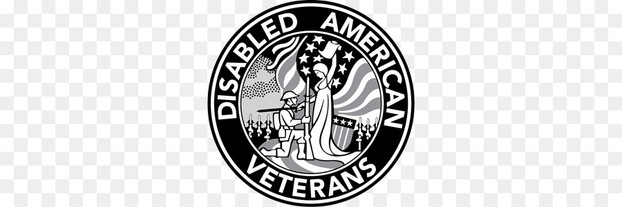 Disabled amirican vetreans black and white clipart picture free stock Download disabled american veterans clipart Logo Brand Font picture free stock