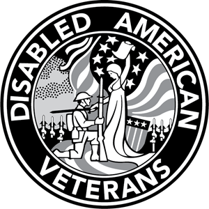 Disabled amirican vetreans black and white clipart image free download Disabled American Logo Vector (.AI) Free Download image free download