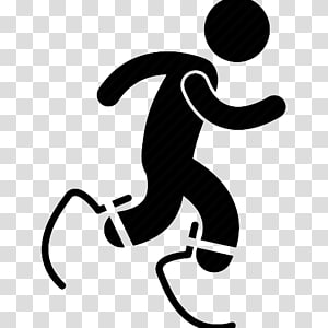 Disabled people walking clipart graphic freeuse download Disability transparent background PNG cliparts free download | HiClipart graphic freeuse download