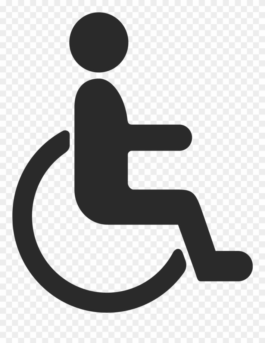 Disablility clipart clip art transparent library Disability Clipart (#3440481) - PinClipart clip art transparent library