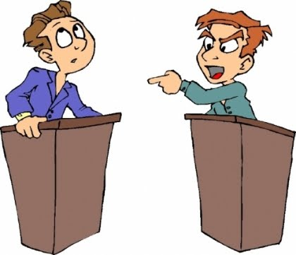 Disagreeing clipart vector royalty free stock Arguing & disagreeing – Advantage vector royalty free stock