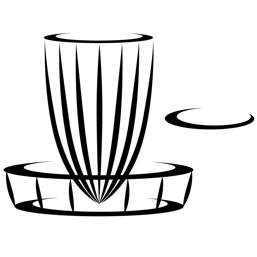Disc golf basket black and white clipart vector stock Pin by Chris Fehl on Disc Golf | Disc golf basket, Disc golf, Golf ... vector stock