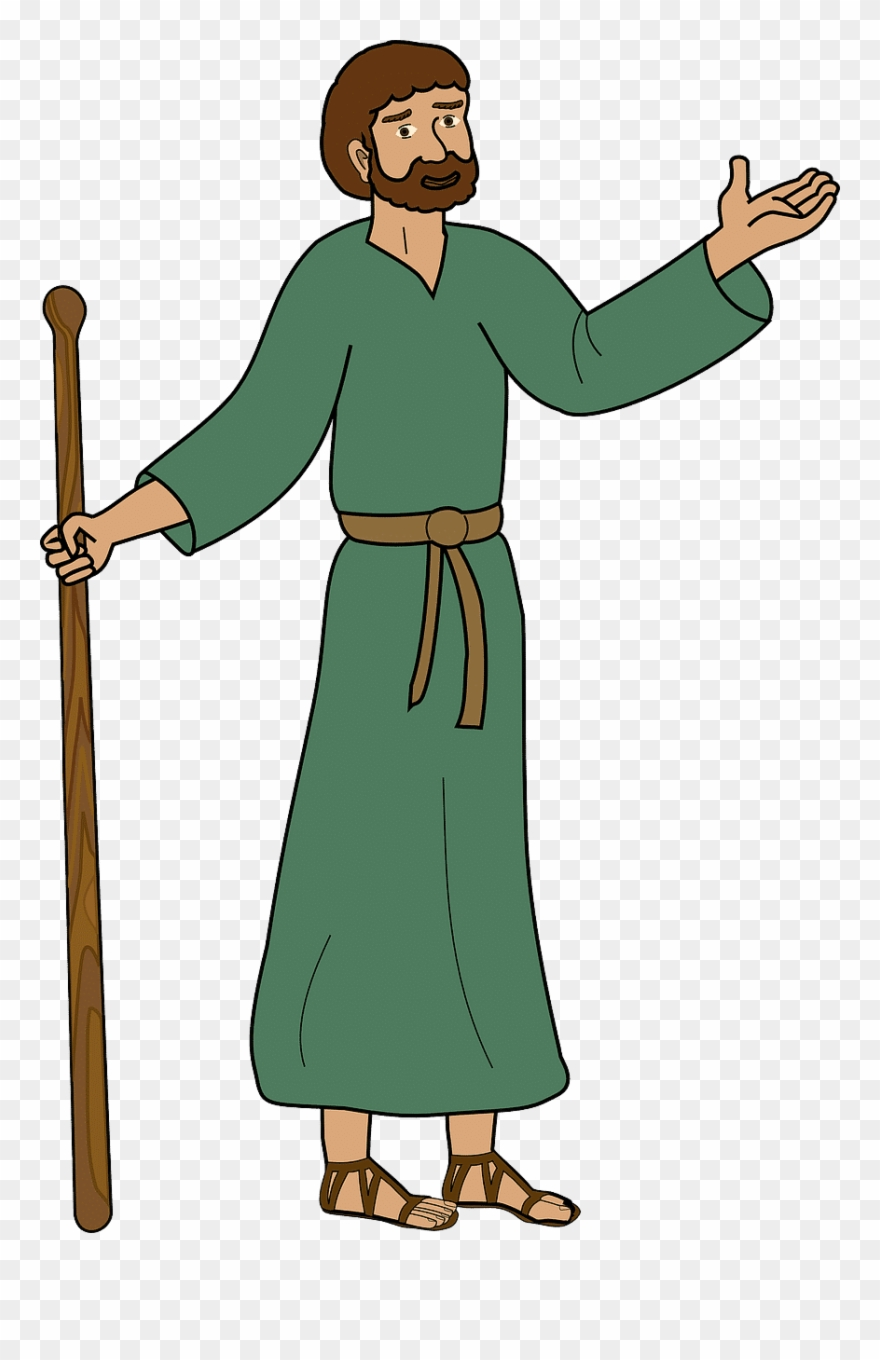 Disciple clipart clip royalty free library Who Was Matthias In The Bible - Peter The Disciple Cartoon Clipart ... clip royalty free library