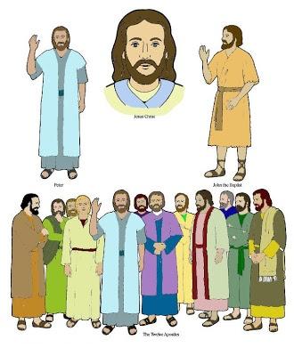 Free clipart jesus disciples clip freeuse library Free Disciples Cliparts, Download Free Clip Art, Free Clip Art on ... clip freeuse library