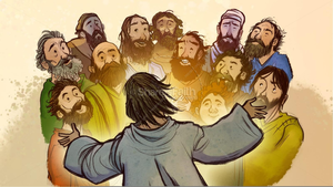 Free clipart jesus disciples png free download Disciples Of Jesus Clipart | Free Images at Clker.com - vector clip ... png free download