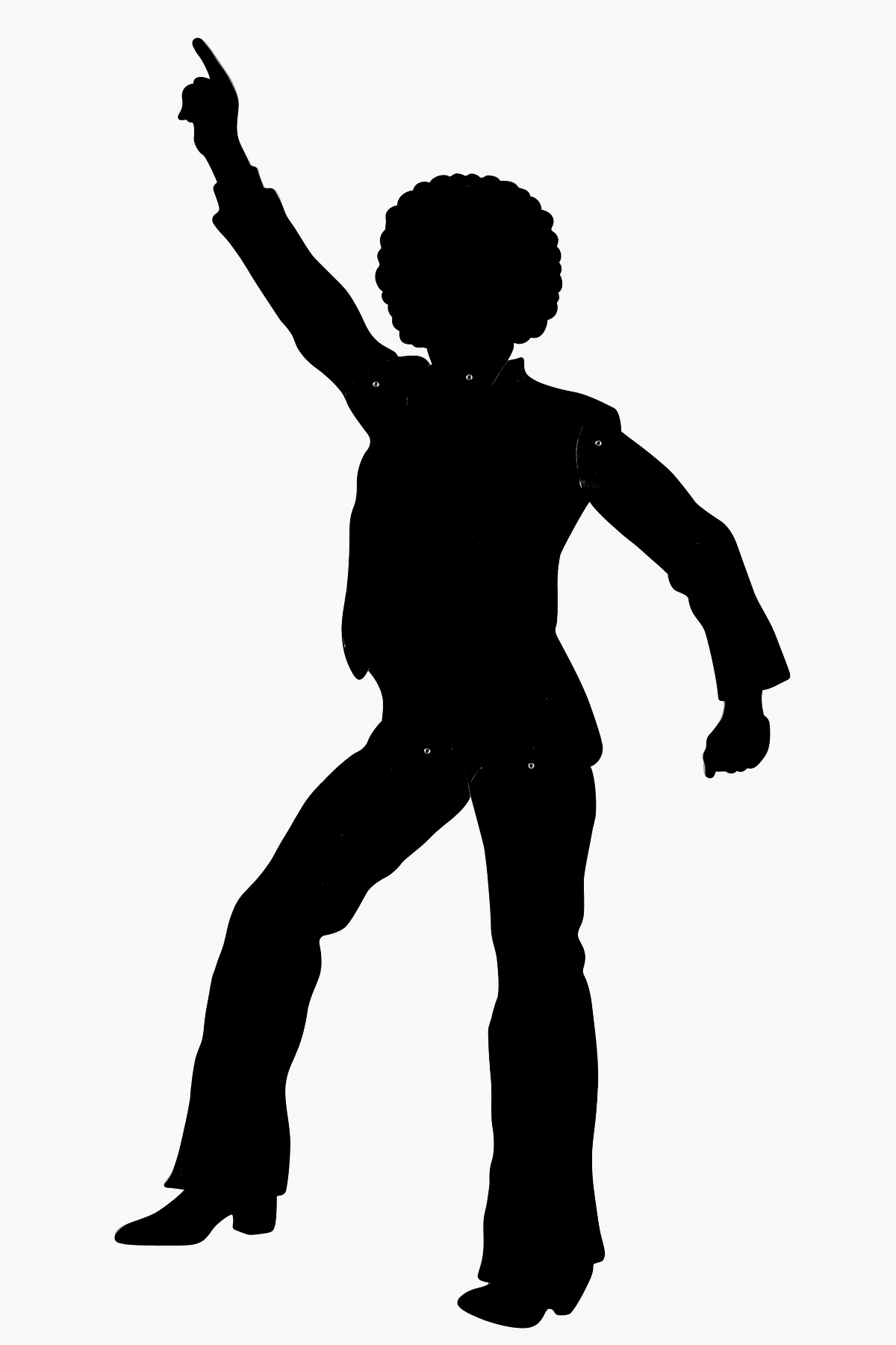 Disco dancer clipart vector free Free Disco Dancer, Download Free Clip Art, Free Clip Art on Clipart ... vector free