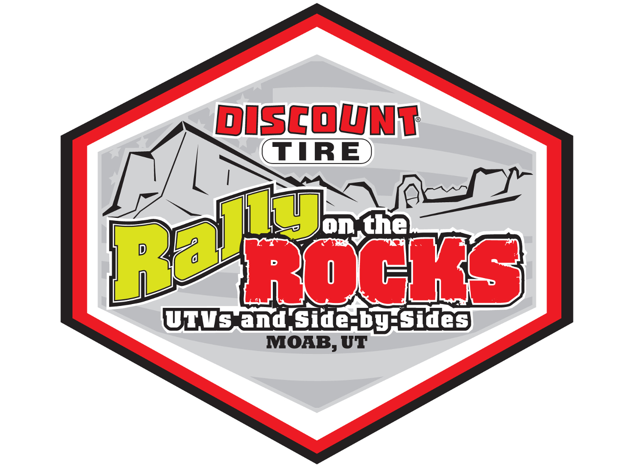 Discount tire logo clipart svg library download Discount Tire Rally on the Rocks 2015 | ATV Illustrated svg library download