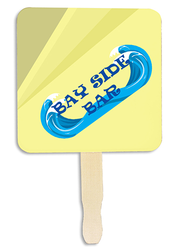 Discountmug clipart clip art Square Shape Hand Fans | AK8033013 clip art