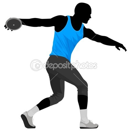 Discus thrower clipart picture free Discus Throw Clip Art Discus | Clipart Panda - Free Clipart Images picture free