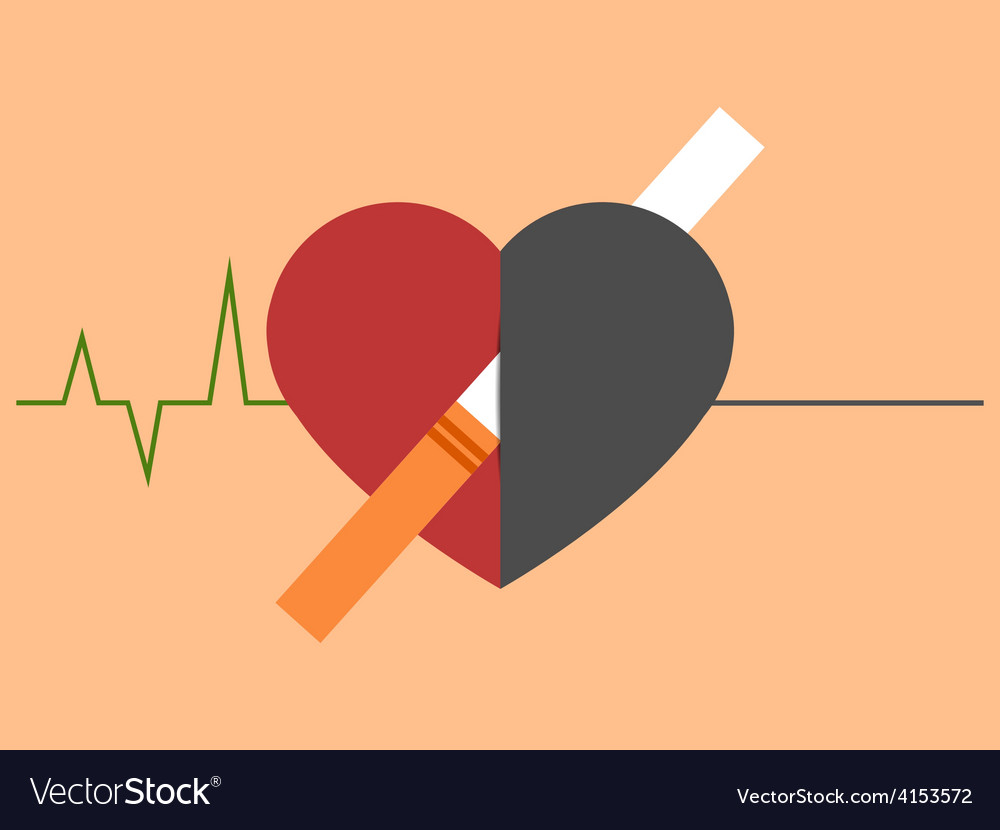 Disease death clipart clip art free library Heart disease and death caused with smoking clip art free library