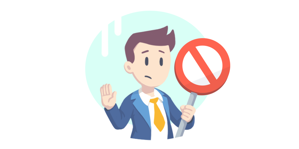 Disengage clipart vector royalty free stock When and Why Saying No to Customers Can Save the Day vector royalty free stock