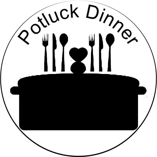 Dish to pass black and white clipart banner black and white Pot Luck Dinner Tickets, Tue, Sep 10, 2019 at 7:00 PM | Eventbrite banner black and white