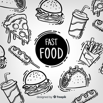 Dish to pass black and white clipart clip art black and white library Food Vectors, Photos and PSD files | Free Download clip art black and white library